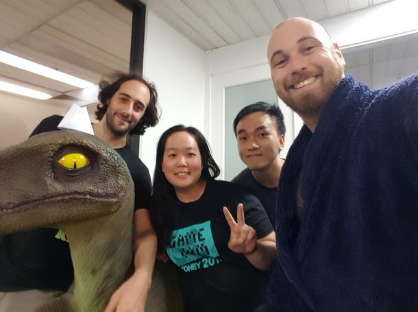 Kwan Chemsripong, Adam Katz, Carlton Zhu, Pierre Duyker