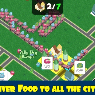Hungry Towns GGJ